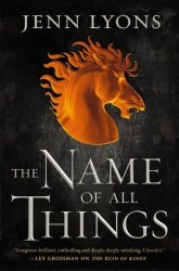 The Name Of All Things Hardcover