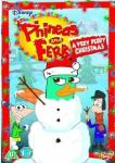 Phineas And Ferb A Very Perry Christmas DVD