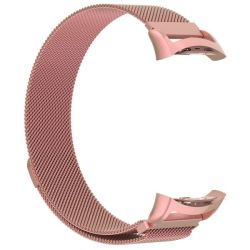 Milanese Band For Samsung Gear FIT2 Pro FIT2 Size: S m - Pink