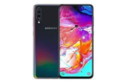 Samsung Galaxy A70 128GB Dual Sim in Black Special Import