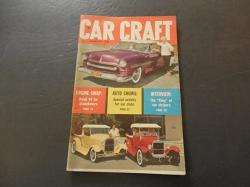 Car Craft March 1957 Engine Swap Auto Shows King Of Car Stripers