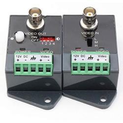 ANHAN Active Video Balun Utp Video Transceiver With Hd-cvi-tvi-ahd-cvbs Effective Distance 1800M 1 Pack