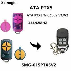 Calvas 5 X Ata PTX-5V1 Compatible Garage gate Door Remote Gdo 6V3 7V2 7V3 8V3 9V2 9V3