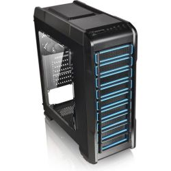 Versa Thermaltake N23 Window Spcc Atx Mid Tower Computer Chassis CA-1E2-00M1WN-00
