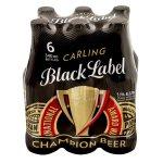 Carling - Black Label Nrb 6X340ML