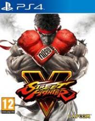 Sony Games - Street Fighter V PS4 Hits Retail Box No Warranty On Software Product Overview:powered By Unreal Engine 4 Technology
