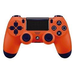 Sony PS4 Dualshock Wireless Controller - Sunset Orange