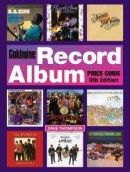 Goldmine Record Album Price Guide Paperback 9th