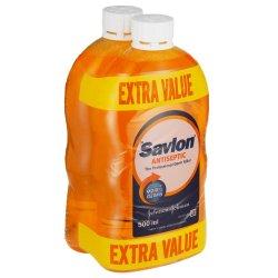 Savlon - Antiseptic Liquid Vap 500ML X2
