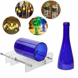 Glass Bottle Cutter Machine Tool Kit Crafts Cutting Wine Beer Bottles Easy  To Use Clear | R645 00 | Arts & Crafts | PriceCheck SA