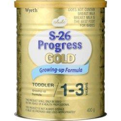 S-26 Progress Gold Growing-up Formula 400G
