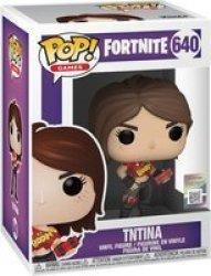 Pop Games: Fortnite - Tntina Vinyl Figure