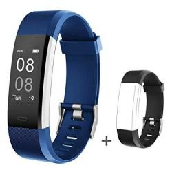 Willful Fitness Tracker With Heart Rate Monitor Fitness Watch Activity Tracker IP67 Waterproof Slim Smart Band With Step Calorie Counter 14 Sports Mo