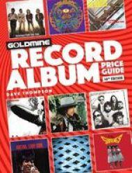 Goldmine Record Album Price Guide Paperback 0ED