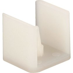 C.R. Laurence M6061 Crl Sliding Shower Door Bottom Guide