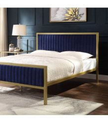 Venus Metal Bed Base - Queen Beds Bedroom Cielo