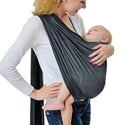 Cuby Breathable Baby Carrier Mesh Fabric Ideal For Summers Beachhe