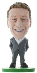 Soccerstarz Man Utd David Moyes Toy Football Figures Figurines Soccer Official Fan Gift