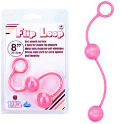 Flip Loop Duo-tone Balls