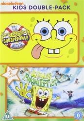 Spongebob Squarepants The Movie + Legends Of Bikini Bottom Dvd