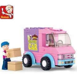 Sluban Girl's Dream - Distribution Vehicles