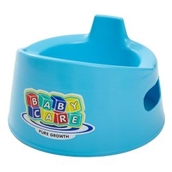 BABY CARE Potty Assorted Colours