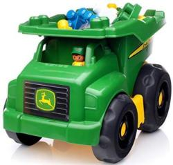 Mattel Mega Bloks - John Deere Dump Truck Toy