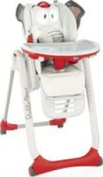 Chicco Polly 2 Start Highchair Baby Elephant