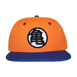 Toei Animation Dragon Ball Z - Goku Gi Snapback Cap