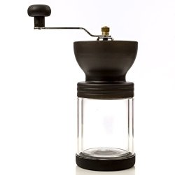 Procizion Manual Burr Coffee Grinder For Bean Spices And Salt Conical Mill For Espresso French Press By