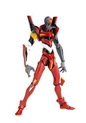 Kaiyodo Jap. - Evangelion Figurine Revoltech Yamaguchi 124 Eva 02 Q Theatrical