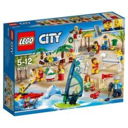 LEGO CITY Town People Pack: Fun At The Beach -60153