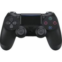 Doubleshock Playstation PS4 Generic Controller Wireless Black