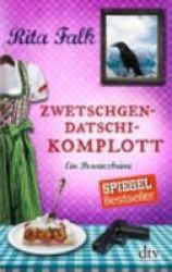 Zwetschgen-datschi-komplott German Paperback