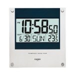 Casio ID-11S-2DF Wall Clock
