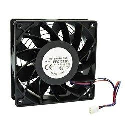 Highfine 12CM 120MM 200CFM 4000RPM Cpu Cooling Fan ...