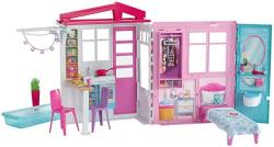 Barbie Doll House Playset Multicolor