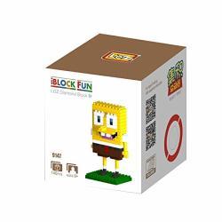 LOZ Spongebob Spongebob Diamond Building Nanoblocks Toy For Kid And Adults 3D Puzzle Set With Optional Box Children's Educational Toy Iblock Fun