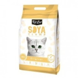 Kit Cat - Litter Clump Clay Soya