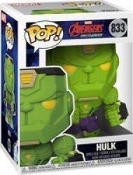 Pop Marvel Avengers: Mech Strike - Hulk Figure