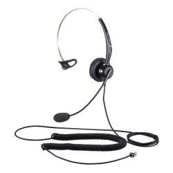 Calltel T800 Mono-ear Noise-cancelling Headset - RJ9 Standar