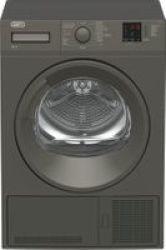 Defy 8KG Condensor Tumble Dryer Manhattan Grey