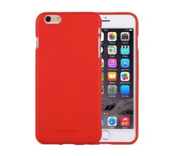 Goospery Soft Feeling Cover Iphone 6 & 6S Red