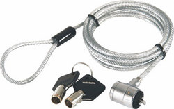 Mecer 4-dial Notebook Cable Lock