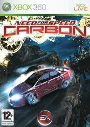 Need For Speed Carbon - Classics Xbox 360