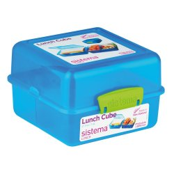 Sistema Lunch Cube Coloured