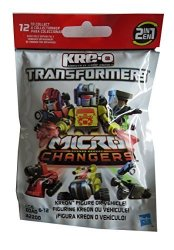 Hasbro Kre-o Transformers Micro-chargers Blind Bag Collection 1 - 2012