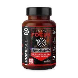 Total Focus - Mental Energy Nootropic