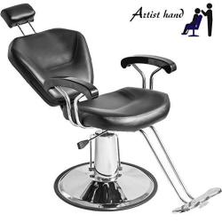 Artist Hand 20 Wide All Purpose Hydraulic Barber Chair Salon Spa Styling Equipment