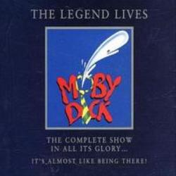Moby Dick The Legend Lives CD